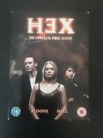 Hex - Season 1 (DVD, 2005, 3-Disc Set) Cert 15