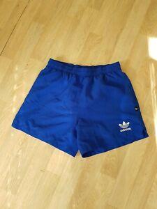 Adidas  Shorts Sporthose D4 Laufhose Retro Vintage