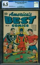 America's Best Comics 22 CGC 6.5 - OW/W Pages