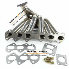 For Toyota Supra JZA80 & Lexus IS300 2JZ-GTE Exhaust Manifold Stainless Steel