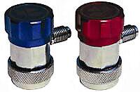 Low Side Manual R134A 1/4 Fl M x 13MM Quick Coupler MASTERCOOL 82934-E