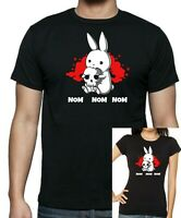 MONTY PYTHON : HOLY GRAIL  Killer Rabbit T-Shirt. Unisex/Fitted Tee Printed