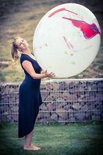 "1 x CATTEX 35"" Riesenluftballon MARMORIERT * MARBLE * AGATE"