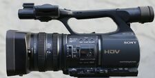 SONY HVR-FX1000 HDV Professional Video Camera Recorder