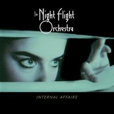 THE NIGHT FLIGHT ORCHESTRA Internal Affairs 2018 reissue 12-track CD NEW/SEALED