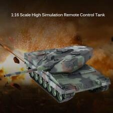 Heng Long 1/16 Leopard 2 A6 RC Tank 2.4G 3889 RC Tank Pro edition w/Sound Smoke