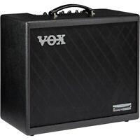 "Vox Cambridge50 50W 1x12"" Tube Hybrid Guitar Combo Amp Black LN"