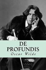 de Profundis by Wilde, Oscar 9781500440237 -Paperback