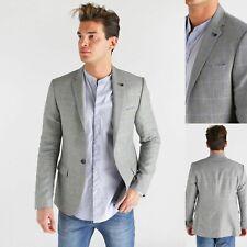 6d0d72307d2f giacca abito blazer in di lino slim fit da per uomo estivo elegante 48 50 52