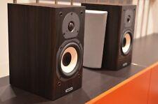 Tannoy Mercury MX1 Bookshelf Speaker in Dark Oak - Stereo/Surround
