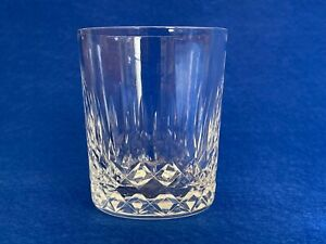 Small Edinburgh Crystal Whisky Glass - Appin - cut crystal - More available