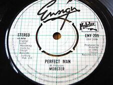 "MOBSTER - PERFECT MAN  7"" VINYL"