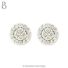 Pendientes de joyería con diamantes VS1