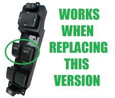 NEW 2007-2012 Mazda CX7 Electric Power Window Master Control Switch (2Auto)