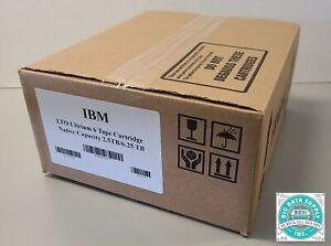 IBM, LTO-6 Tape Media, P/N 00V7590 (Qty. 20 Piece)