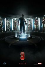 Ironman 3 Movie Poster 24in x 36in