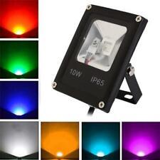 Led floodlights 10W Waterproof outdoor spotlights RGB remote controller spot
