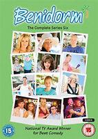 BENIDORM COMPLETE SERIES 6 DVD Sixth Season Johnny Vegas Comedy UK Release R2