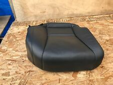 LEXUS 07-09 LS460 REAR RIGHT LOWER SEAT CUSHION BLACK LEATHER HEATED COOL #1 OEM