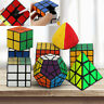 Classic Magic Cube Pyraminx Megaminx Speed Puzzle Smooth Kids Toys IQ Gift Game