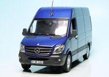 Premium ClassiXXs  1/43  Mercedes Benz Sprinter Van  BLAU   ART.14001