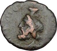 COMMODUS Son of Marcus Aurelius Nicopolis ad Istrum Ancient Roman Coin i48359