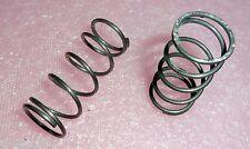 Stahlfeder /  Spiralfeder Druckfeder aus Stahl Ø 7,5mm / Länge 14mm ... 8x