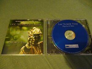 CD - LEE SCRATCH PERRY - PSYCHE & TRIM - SKA/REGGAE