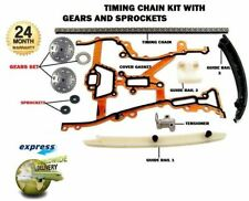FOR OPEL CORSA D 1.0 1.2 1.4  + CORSAVAN 2006--> TIMING CAM CHAIN KIT WITH GEARS