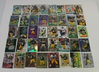 KORDELL STEWART FOOTBALL CARD LOT OF 76 WITH BCCG 9 PITTSBURGH STEELERS