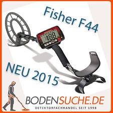 Fisher F44 Metalldetektor - Neuware vom Fachhändler