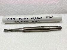 Clymer 7mm Wby Magn Fin Chamber Reamer #493