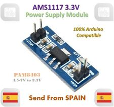 LM1117 AMS1117 4.5-7V turn 3.3V DC-DC Step Down Power Supply Module