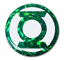 Green Lantern - 3D Reflective Domed Decal