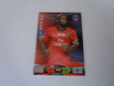 Carte adrenalyn - Foot 2010/11 - Paris - Claude Makelele