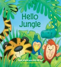 Hello Jungle: With Flaps and POP-UP Fun (Animal Fl