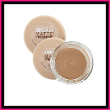 2 X Maybelline Dream Matte Mousse Foundation Light 4 Nude Free Postage!