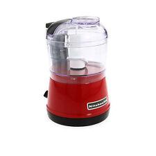 Kitchenaid 5KFC3511AER Artisan Mini Chopper-Empire Red
