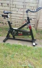 TOMAHWK ICE  SPINNING BIKE CLEANED AND SERVICED ( Commercial Gym Equipment )