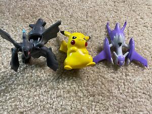 Mcdonalds Pokemon Toys Pikachu Mega Latios Zekrom