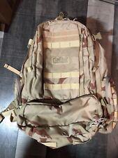CamelBak Maximum Gear BFM Tactical Backpack Desert Camo ACU Army Hydration Pack