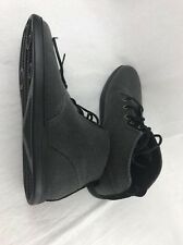 CREATIVE RECREATION Vito Black grey Mid Shoes MEN'S FASHION SNEAKERS 9M