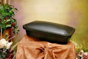 "Newnak's Medium 24"" Economy Pet Casket Black"