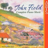 PIETRO SPADA - COMPLETE PIANO MUSIC VOL.3  CD NEU  JOHN FIELD