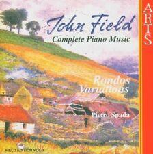 PIETRO SPADA - COMPLETE PIANO MUSIC VOL.3  CD NEUF  JOHN FIELD