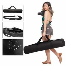 Tripod Photography Carry Case Bag 100x20cm Sponge Padded With Adjustable Strap