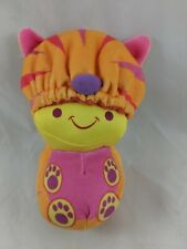 """Flip Zee Pets Zee Kitties Plush 10"""" Just Play Stuffed Animal"""