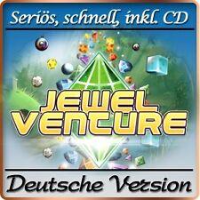 Jewel Venture - Reise zu den Sternen Deluxe - PC-Spiel - 3-Gewinnt