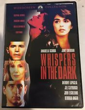 Whispers in the Dark - Paramount DVD OOP Rare Annabella Sciorra Alan Alda Reg. 1