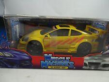 1:18 Muscle Machines 2003 ACURA RSX yellow  -  RARITÄT §